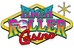 high roller casino vegas styled icon