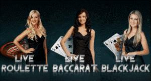 live casinos games