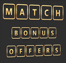 match bonus offer