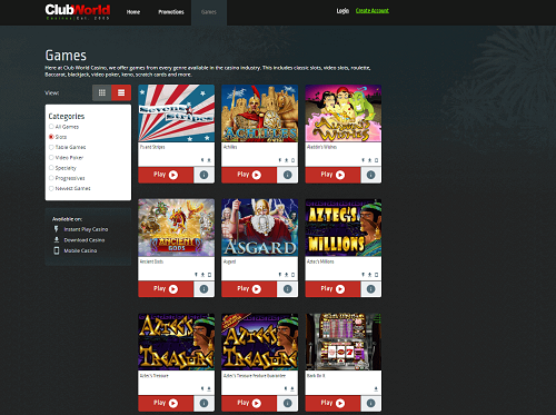 Top Rated US Casino Site