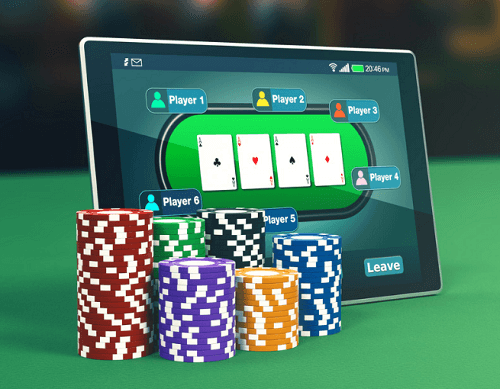 live poker US