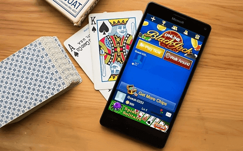 windows mobile casino blackjack game