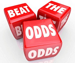 casino games with best odds US