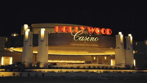 hollywood casino pennsylvania usa fined