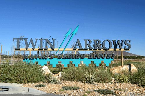 twin arrows navajo casino arizona usa