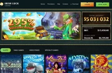 Top 10 Irish Online Casinos - Our experts review and rate the best Ireland-friendly casino sites - get an exclusive & free bonus of up to £!/