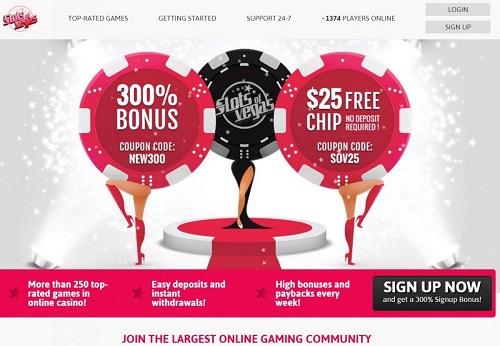 Slots of Vegas Casino Promotions