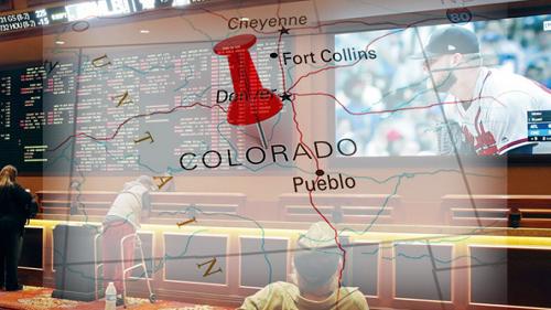 Colorado online sports betting