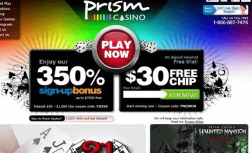 prism casino no deposit bonus-review