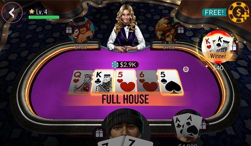 zynga poker game