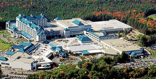 Foxwoods Connecticut Casino