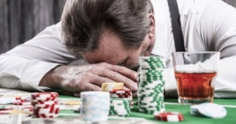 How do gamblers Deal with Losing Money