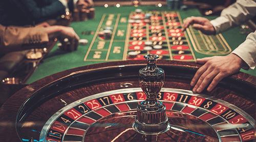 Roulette Royale Table