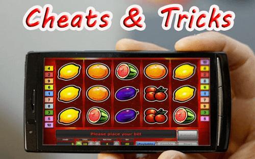 Online Slot Machine Cheats