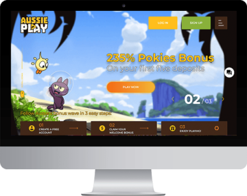 Aussie Play Casino Sign Up Bonus