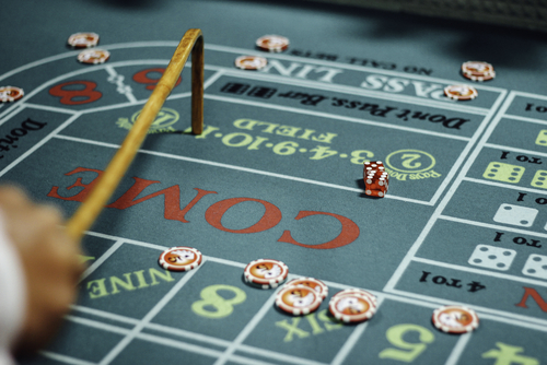 cheating with craps