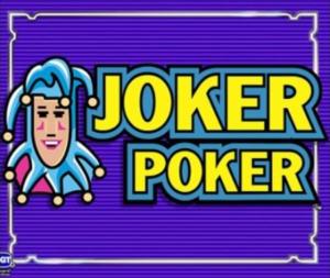 joker poker usa