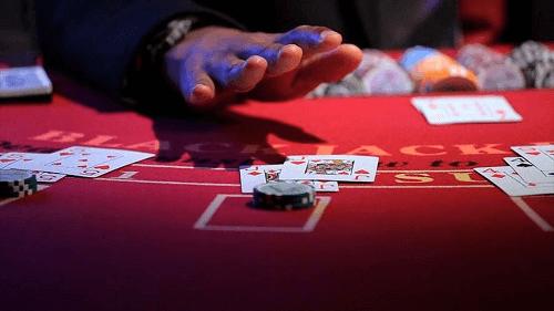 Splitting in Blackjack
