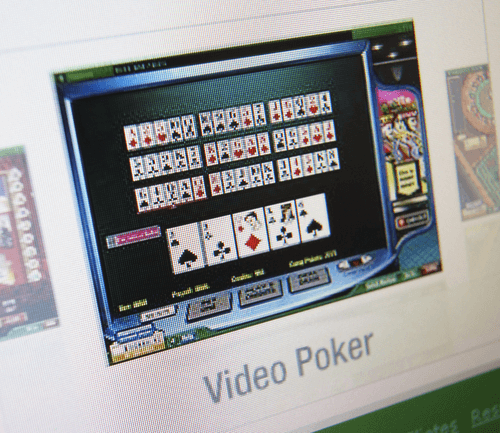 video poker common questions