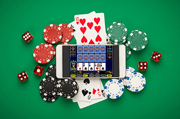 video poker optimal strategy