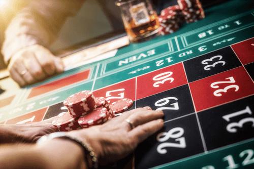 house edge casino games