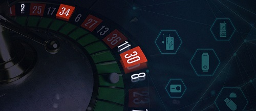 roulette computer devices