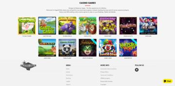 Vegas2Web Casino Games