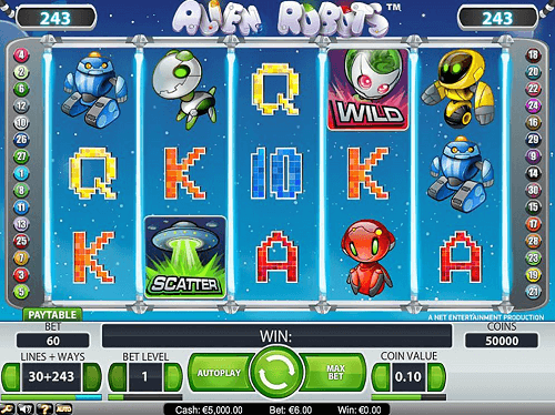 Slots with Alien Themes