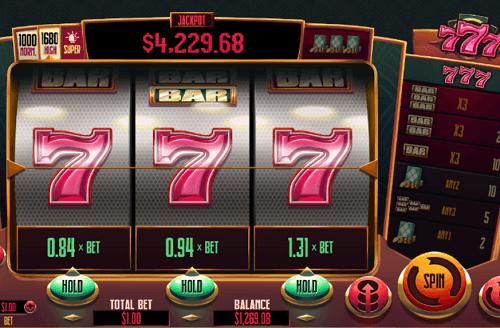 777 Slots Video Slot Games
