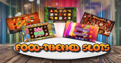 What Food-Themed Slots Feature