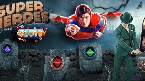 Play Superhero Slots