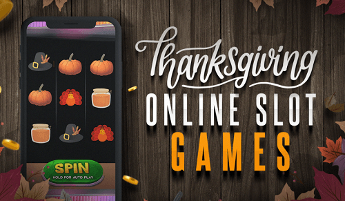 Thanksgiving-Themed Slot Features