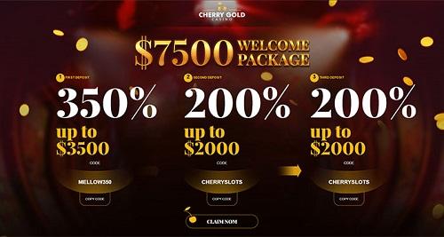 Cherry Gold Legit Bonuses