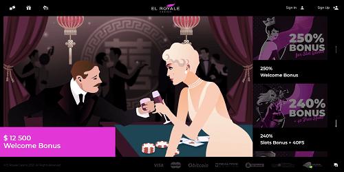 Is El Royale Casino Legit?