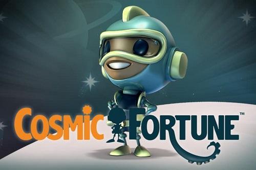 Cosmic Fortune NetEnt Slot Game