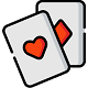 online baccarat icon