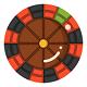 roulette online icon