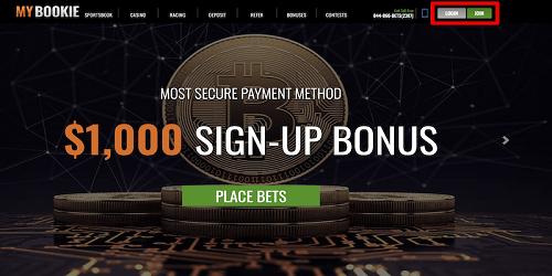 MyBookie Casino Sign Up Bonus