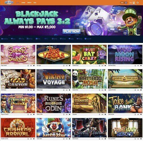 BigSpin Casino Game Slots