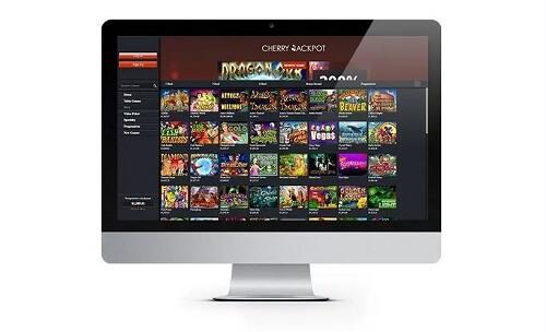 Cherry Jackpot Casino Website