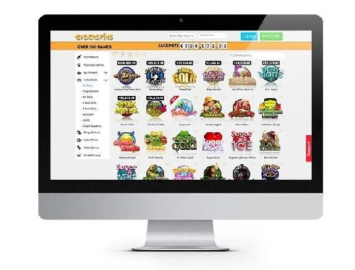 CyberSpins Casino Websites