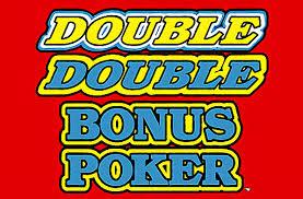 Double Double Bonus Video Poker Game