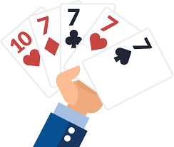 Peluang Mendapatkan 4 of a Kind di Video Poker